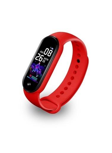 MF Product MF Product Wear 0652 Akıllı Bileklik Kırmızı Kırmızı